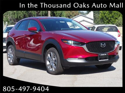 2020_Mazda_CX-30_C30 SE 2A_ Thousand Oaks CA