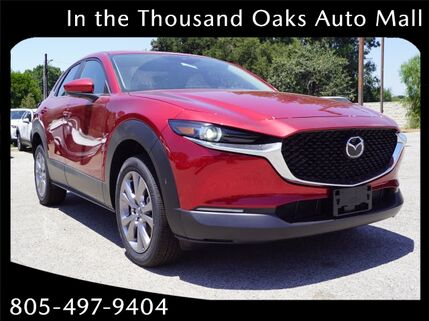 2020_Mazda_CX-30_C30 SE XA_ Thousand Oaks CA