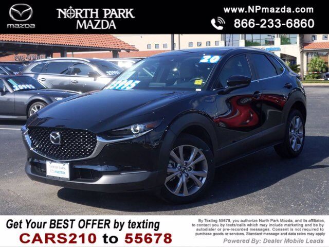2020 Mazda CX-30 Preferred Package San Antonio TX