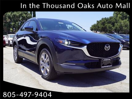 2020_Mazda_CX-30_Premium_ Thousand Oaks CA