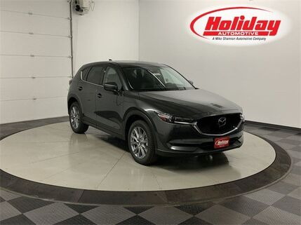 2020_Mazda_CX-5_Grand Touring_ Fond du Lac WI