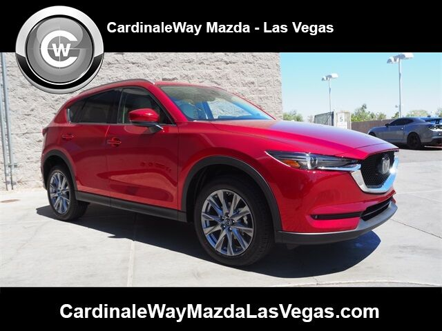 2020 Mazda CX-5 Grand Touring Las Vegas NV