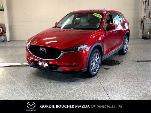 2020 Mazda CX-5 Grand Touring Janesville WI