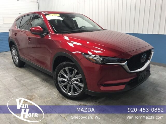 2020 Mazda CX-5 Grand Touring Plymouth WI