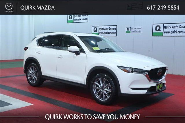 2020 Mazda CX-5 Grand Touring Quincy MA