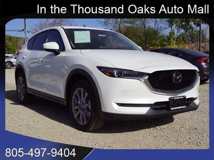 2020_Mazda_CX-5_Grand Touring Reserve_ Thousand Oaks CA