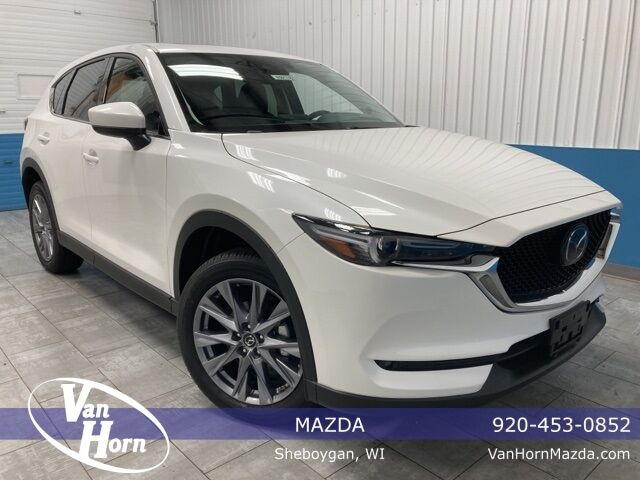 2020 Mazda CX-5 Grand Touring Sheboygan WI