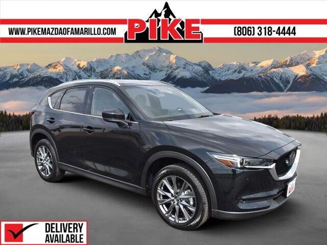 2020 Mazda CX-5 Signature Amarillo TX