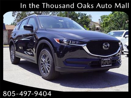 2020_Mazda_CX-5_Sport_ Thousand Oaks CA