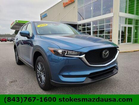 2020_Mazda_CX-5_Sport_ Aiken SC