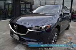 2020_Mazda_CX-5_Touring / AWD / Auto Start / Power & Heated Leather Seats / Adaptive Cruise Control / Lane Departure & Blind Spot Alert / Keyless Entry & Start / Bluetooth / Back Up Camera / 30 MPG / 1-Owner_ Anchorage AK