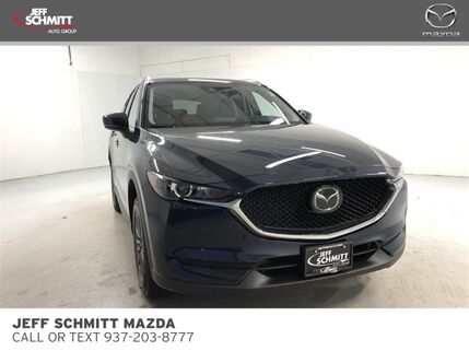 2020_Mazda_CX-5_Touring_ Beavercreek OH
