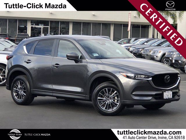 2020 Mazda CX-5 Touring Regular Unleaded I-4 2.5 L/152