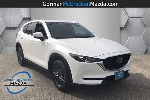 2020_Mazda_CX-5_Touring_ Longview TX