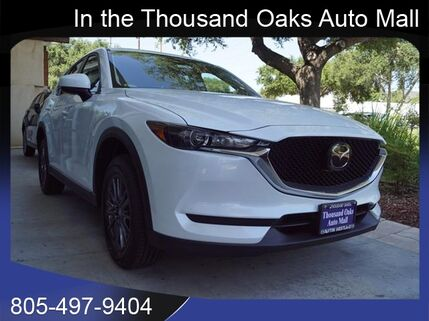 2020_Mazda_CX-5_Touring_ Thousand Oaks CA