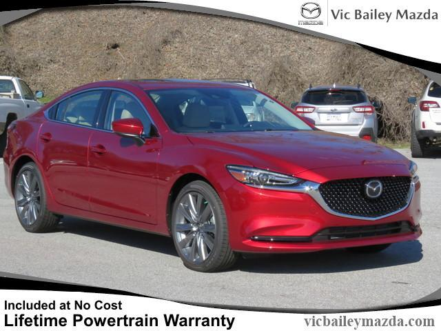 2020 Mazda MAZDA6 Grand Touring Spartanburg SC