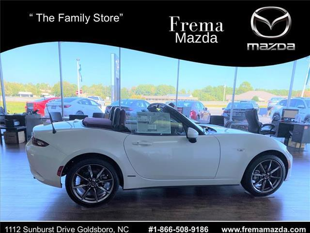 2020 Mazda MX-5 Miata 100th Anniversary (M6) Convertible Goldsboro NC