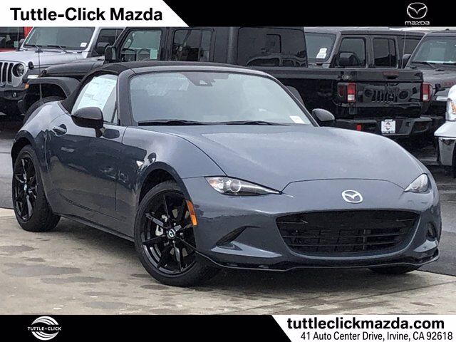 2020 Mazda MX-5 Miata Club