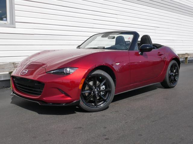 2020 Mazda MX-5 Miata Club Portsmouth NH