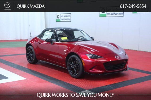 2020 Mazda MX-5 Miata Club Quincy MA