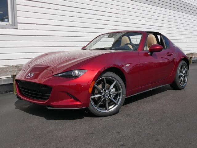 2020 Mazda MX-5 Miata RF Grand Touring Portsmouth NH