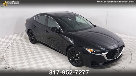 2020_Mazda_Mazda3_LANE DEPARTURE WARNING,BUCKET SEATS,BLUETOOTH,BCK-_ Euless TX