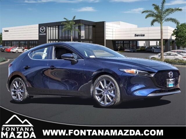 2020 Mazda Mazda3 Hatchback Base