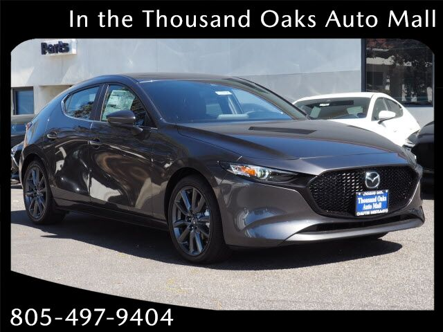 2020 Mazda Mazda3 Hatchback M3H 2A Thousand Oaks CA