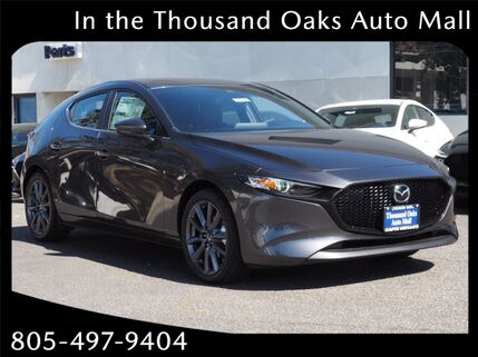 2020_Mazda_Mazda3 Hatchback_M3H 2A_ Thousand Oaks CA