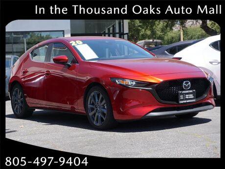 2020 Mazda Mazda3 Hatchback M3H 2A Thousand Oaks CA
