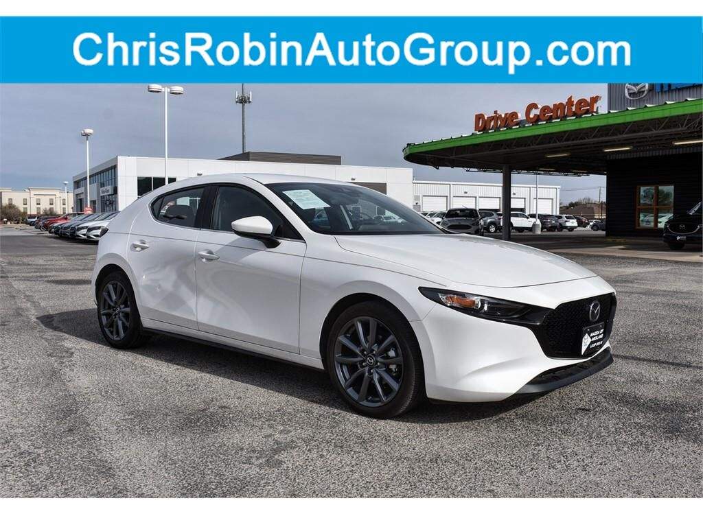 2020 Mazda Mazda3 Hatchback PREFERRED PACKAGE AUTO FWD Midland TX