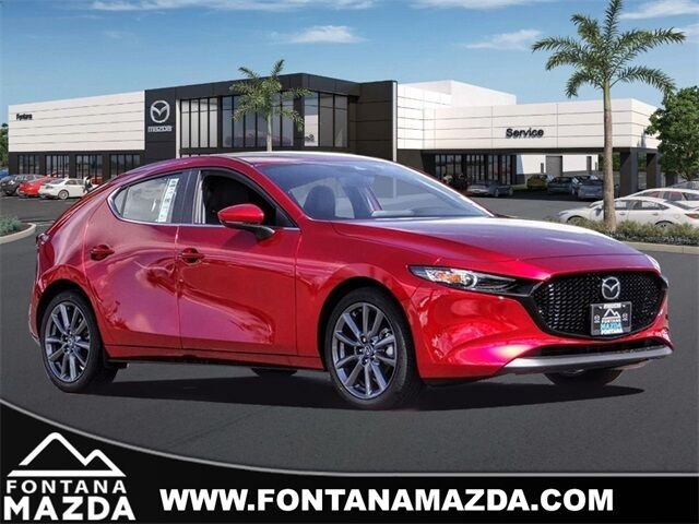 2020 Mazda Mazda3 Hatchback Preferred Fontana CA