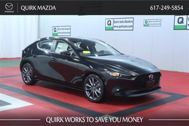 2020 Mazda Mazda3 Hatchback Preferred Pkg Quincy MA