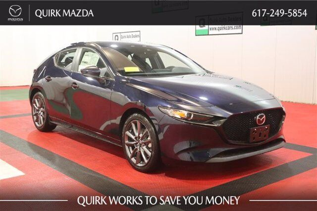2020 Mazda Mazda3 Hatchback Preferred Quincy MA