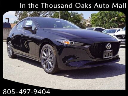 2020_Mazda_Mazda3 Hatchback_Preferred_ Thousand Oaks CA