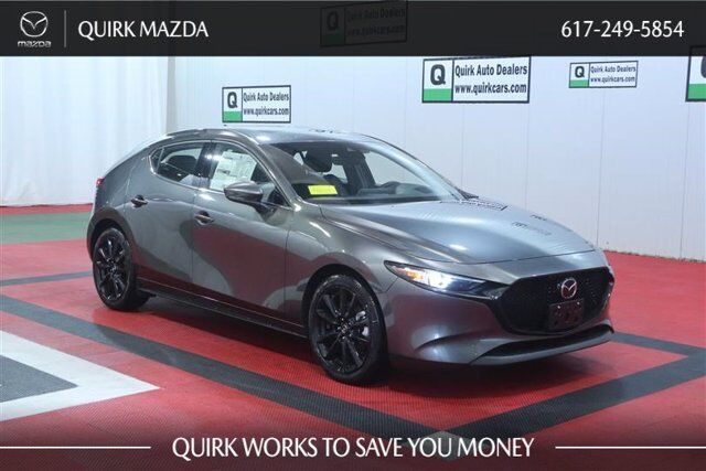 2020 Mazda Mazda3 Hatchback Premium Package Quincy MA