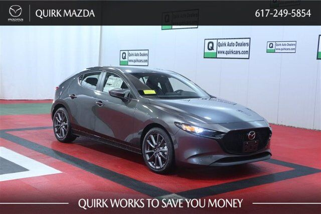 2020 Mazda Mazda3 Hatchback w/Preferred Pkg Quincy MA