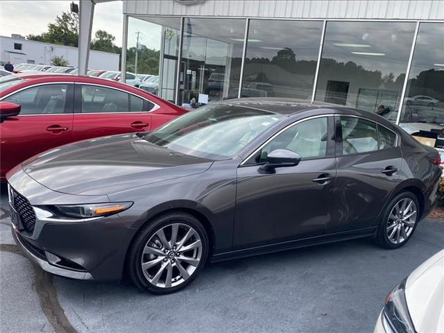 2020 Mazda Mazda3 Premium Package Front-wheel Drive Sedan Goldsboro NC