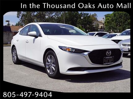 2020_Mazda_Mazda3 Sedan__ Thousand Oaks CA
