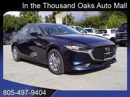 2020_Mazda_Mazda3 Sedan_Base_ Thousand Oaks CA