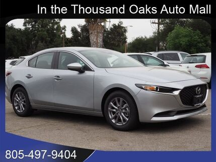 2020_Mazda_Mazda3 Sedan_Base_ Thousand Oaks CA