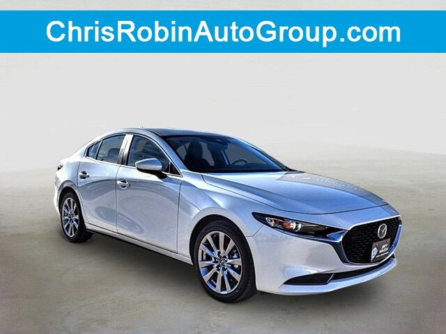 2020 Mazda Mazda3 Sedan FWD w/Preferred Pkg Odessa TX