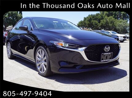 2020_Mazda_Mazda3 Sedan_M3S PF 2A_ Thousand Oaks CA