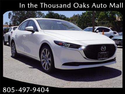 2020_Mazda_Mazda3 Sedan_M3S PR XA_ Thousand Oaks CA