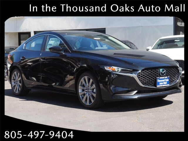 2020 Mazda Mazda3 Sedan M3S SE 2A Thousand Oaks CA