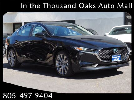 2020_Mazda_Mazda3 Sedan_M3S SE 2A_ Thousand Oaks CA
