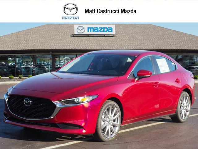 2020 Mazda Mazda3 Sedan Preferred Dayton OH