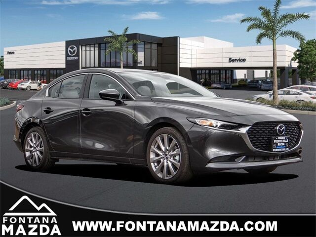 2020 Mazda Mazda3 Sedan Preferred Fontana CA