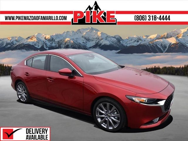 2020 Mazda Mazda3 Sedan Preferred Pkg Amarillo TX