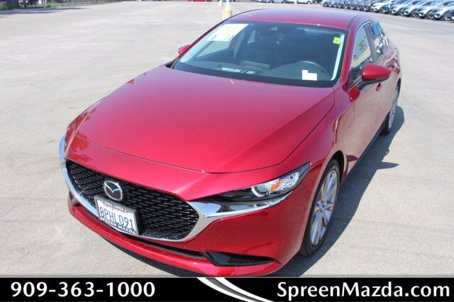 2020 Mazda Mazda3 Sedan Preferred Pkg Loma Linda CA